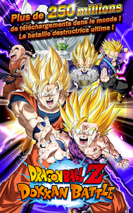 Aperçu DRAGON BALL Z DOKKAN BATTLE - Img 1