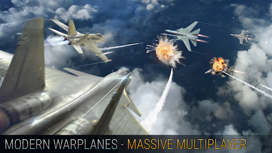 Aperçu Modern Warplanes: Thunder Air Strike PvP warfare - Img 2