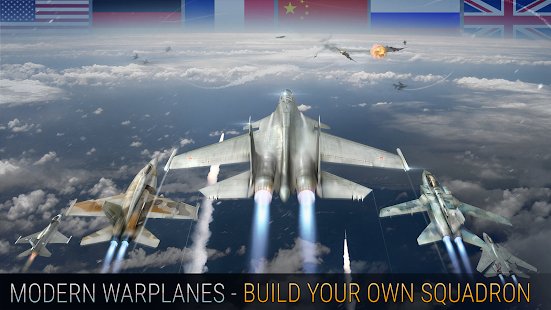 Aperçu Modern Warplanes: Thunder Air Strike PvP warfare - Img 3