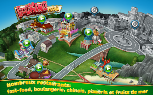 Aperçu Cooking Fever - Img 2