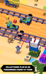 Aperçu Disney Crossy Road - Img 1