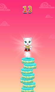 Aperçu Talking Tom Cake Jump - Img 2