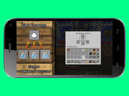 Aperçu Crafting Guide for Minecraft - Img 1
