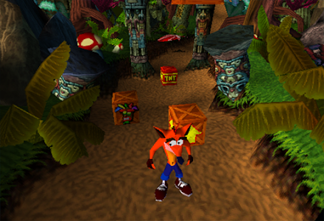 Aperçu Crash Bandicoot CR - Img 3