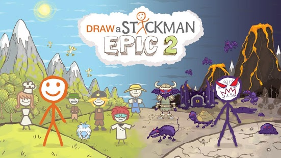 Aperçu Draw a Stickman: EPIC 2 - Img 1