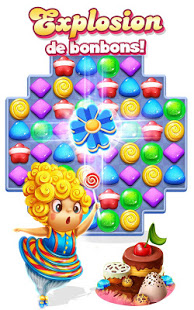 Aperçu Candy Charming - 2018 Match 3 Puzzle Free Games - Img 1