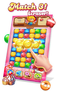Aperçu Candy Charming - 2018 Match 3 Puzzle Free Games - Img 2