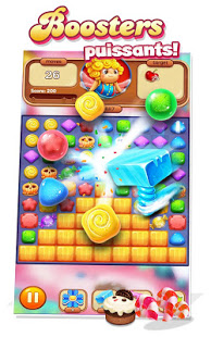 Aperçu Candy Charming - 2018 Match 3 Puzzle Free Games - Img 3