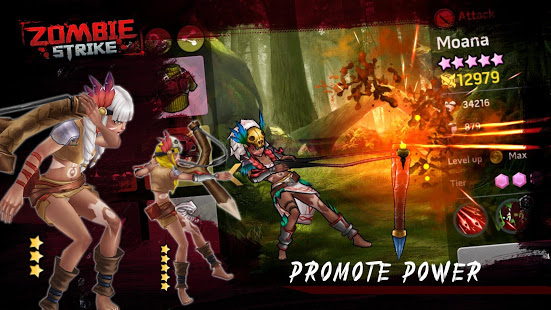 Aperçu Zombie Strike: The Last War of Idle Battle (SRPG) - Img 3