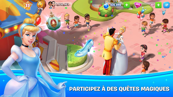 Aperçu Disney Magic Kingdoms: Build Your Own Magical Park - Img 2
