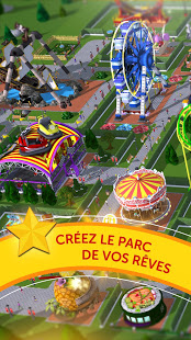 Aperçu RollerCoaster Tycoon Touch - Img 1