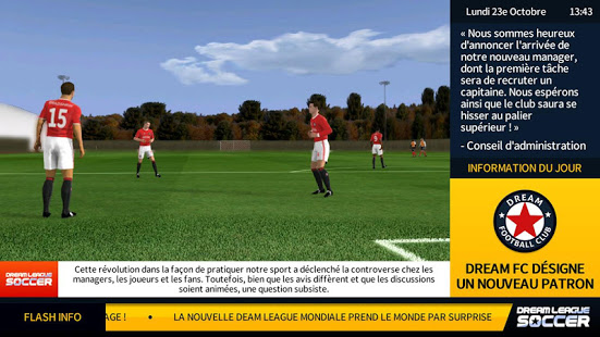 Aperçu Dream League Soccer 2018 - Img 3