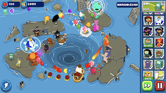 Aperçu Bloons Adventure Time TD - Img 2